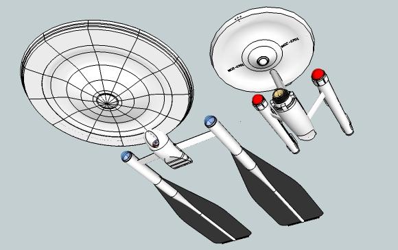 Gen0.5a and TOS Enterprise